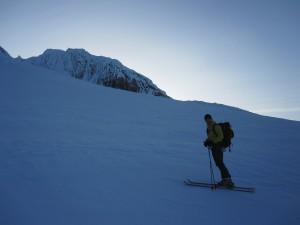 Zig Zag Glacier Mt Hood